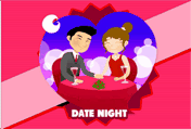 Date Night printable gift card